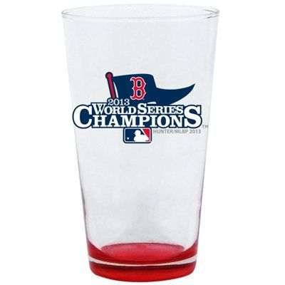 Boston Red Sox 2013 MLB World Series Champions 17oz. Highlight Mixing Glass