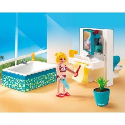 Modernes Badezimmer von Playmobil   Playmobil, Playmobil ...