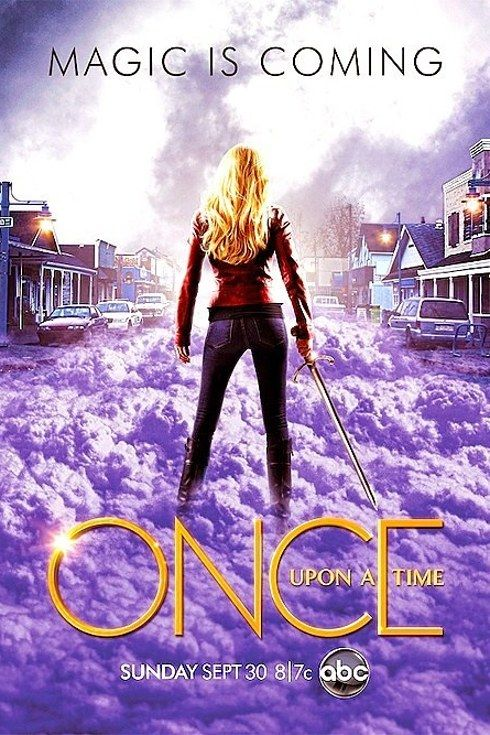 If You Loved Once Upon A Time You Should Read Enchanted By