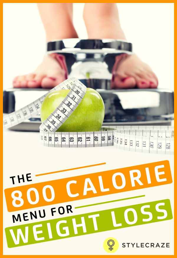 800 calorie diet plan is one of the choices for losing weight in short  span. Read to know about this 800 calorie diet weight loss plan so that you  can ...