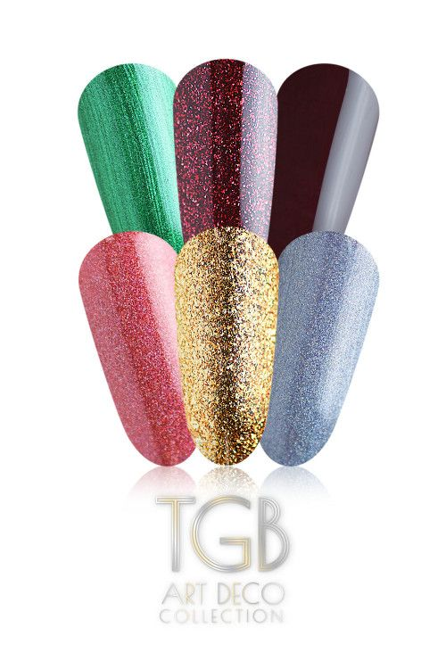 Xmas Collection '19 - THEGELBOTTLE INC - gel nail polish