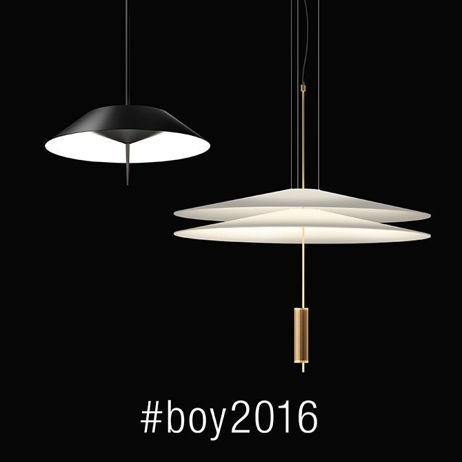 We are glad to announce that the pendant lamps mayfair and - Interior design magazine best of year ...