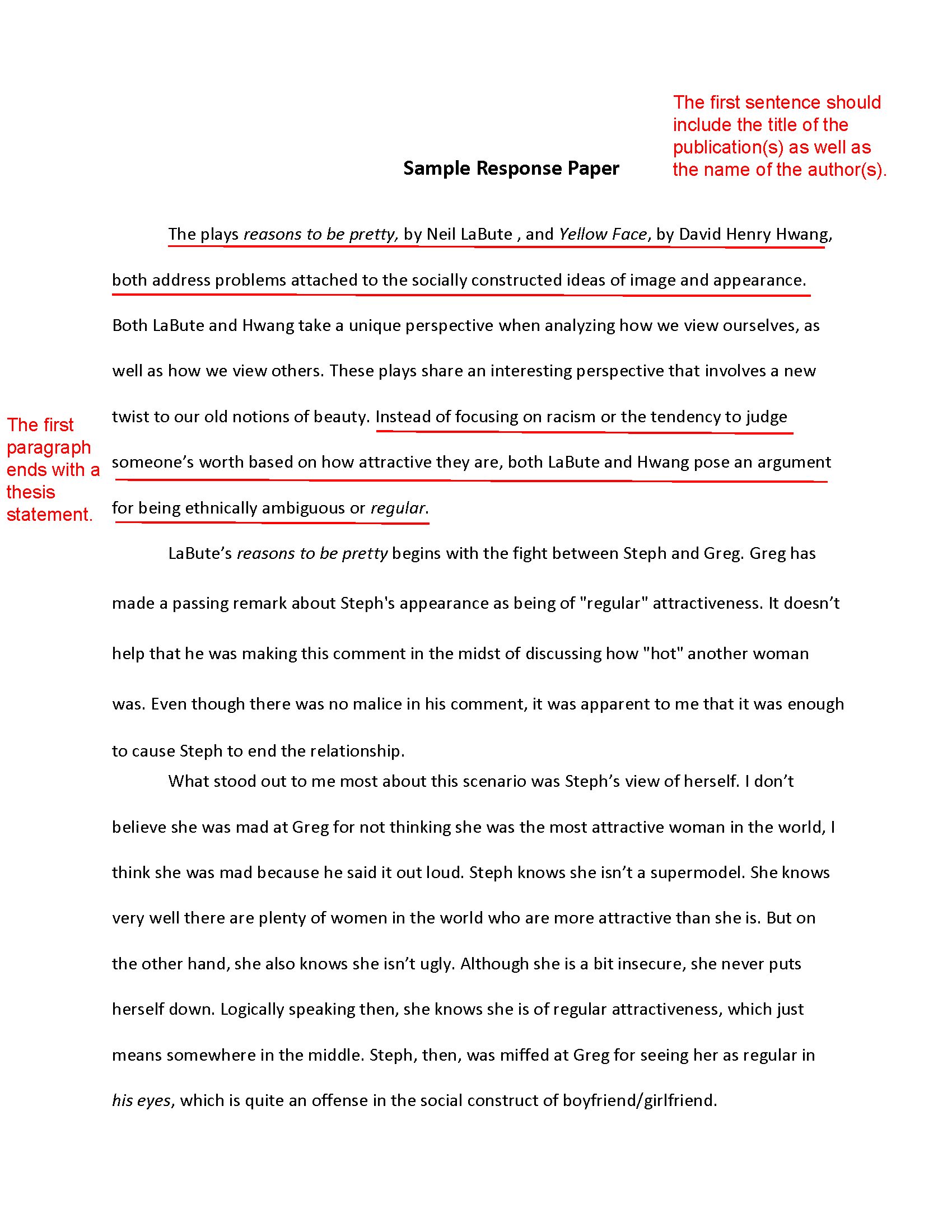 Write An Effective Response Paper With These Tips  School  How To Write A Response Paper Aboutcom