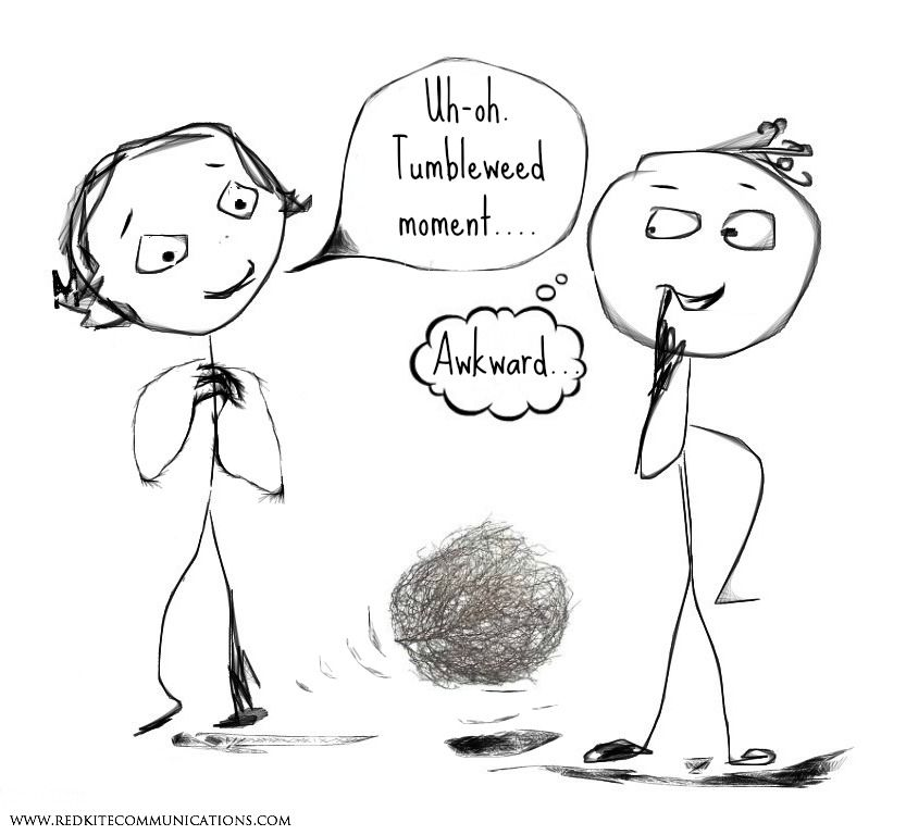 Tumbleweed Moment: make sure you always respond on your