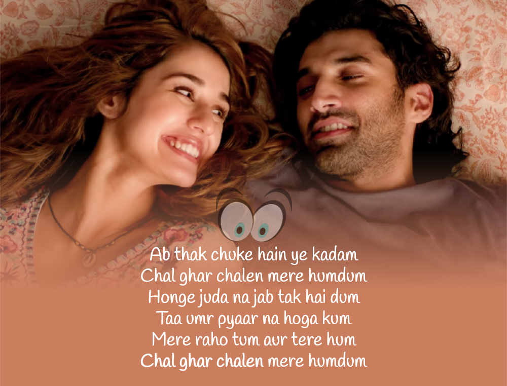 Chal Ghar Chalen Lyrics Malang Arijit Singh Aditya R Kapur Dekhogaana Com In 2020 Song Lyric Quotes Movie Songs Lyrics