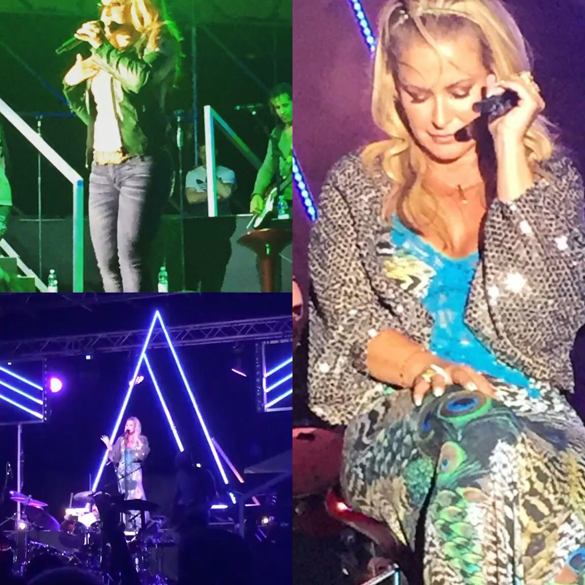 NEWS:  Anastacia performed at Teatro Il Maggiore in Verbania, Italy on July 5, 2016.