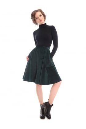 Tia Middy Skirt