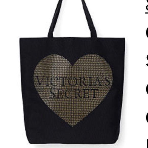 NWT Victoria's Secret tote bag NWT Victoria's Secret tote bag Victoria's Secret Bags Totes