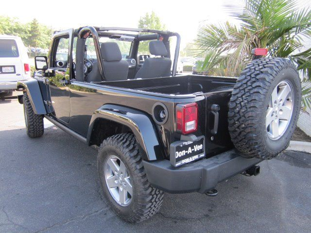 Jk8 Without Roof Or Cab Jeep Pickup Jeep Gladiator Monster Trucks
