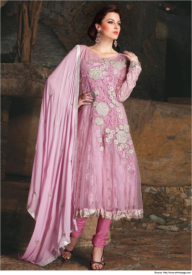 Trendy Salwar Kameez Neck Designs with Laces for you | Indian ...
