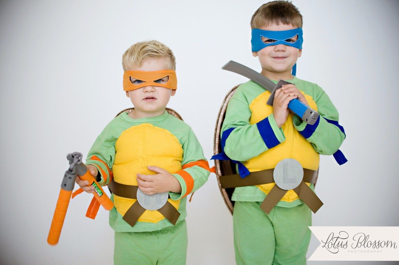 The Scrap Shoppe Teenage Mutant Ninja Turtle Costumes (TMNT) & The Scrap Shoppe: Teenage Mutant Ninja Turtle Costumes (TMNT) | Wes ...