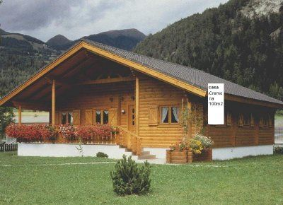 Casas prefabricadas en madera de campo terrazas - Terraza casa de campo ...