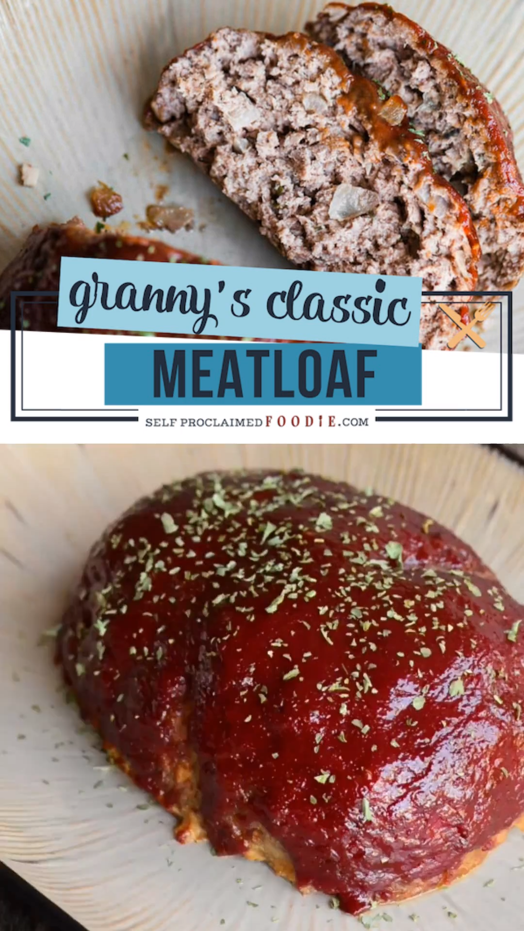GRANNY'S CLASSIC MEATLOAF