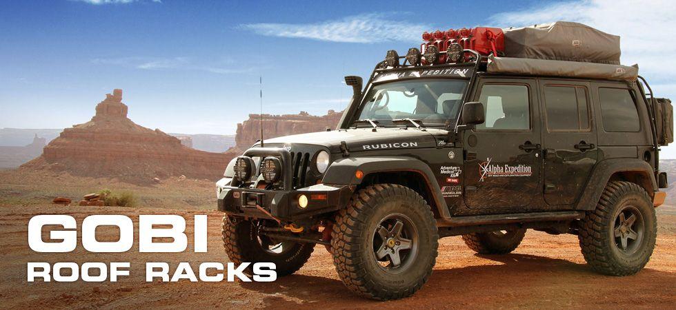 Gobi Roof Racks Jeep Brute Jeep Parts Jeep Wrangler