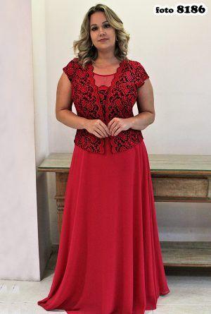 Colecao Safira Vestidos Plus Size Aiza Collection Vestidos
