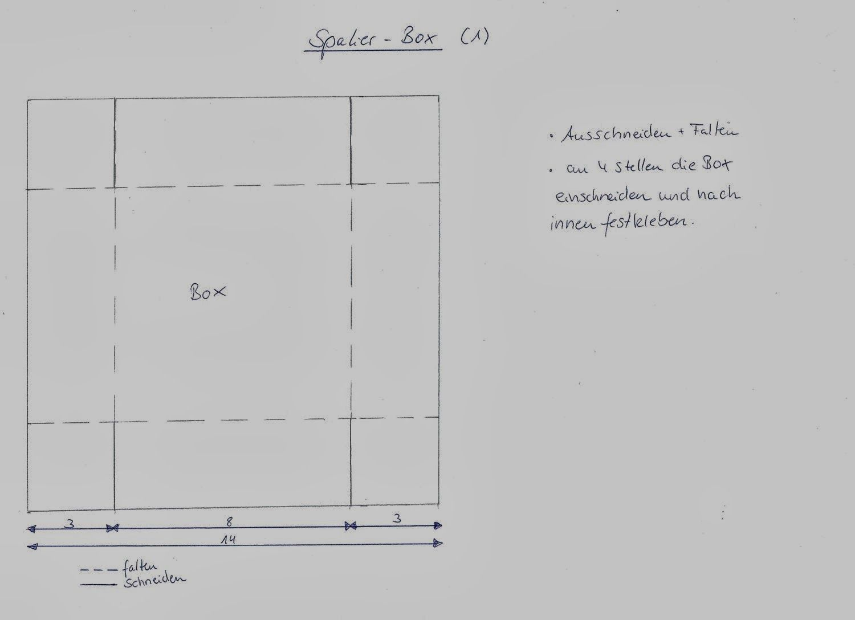 Nelasbasteleien: trellis box with template | Templates | Pinterest