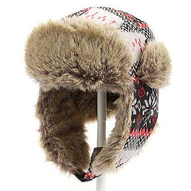 Pinewood-Frauen Thermal Gestrickte Cupcake Hat – EUR € 21.44