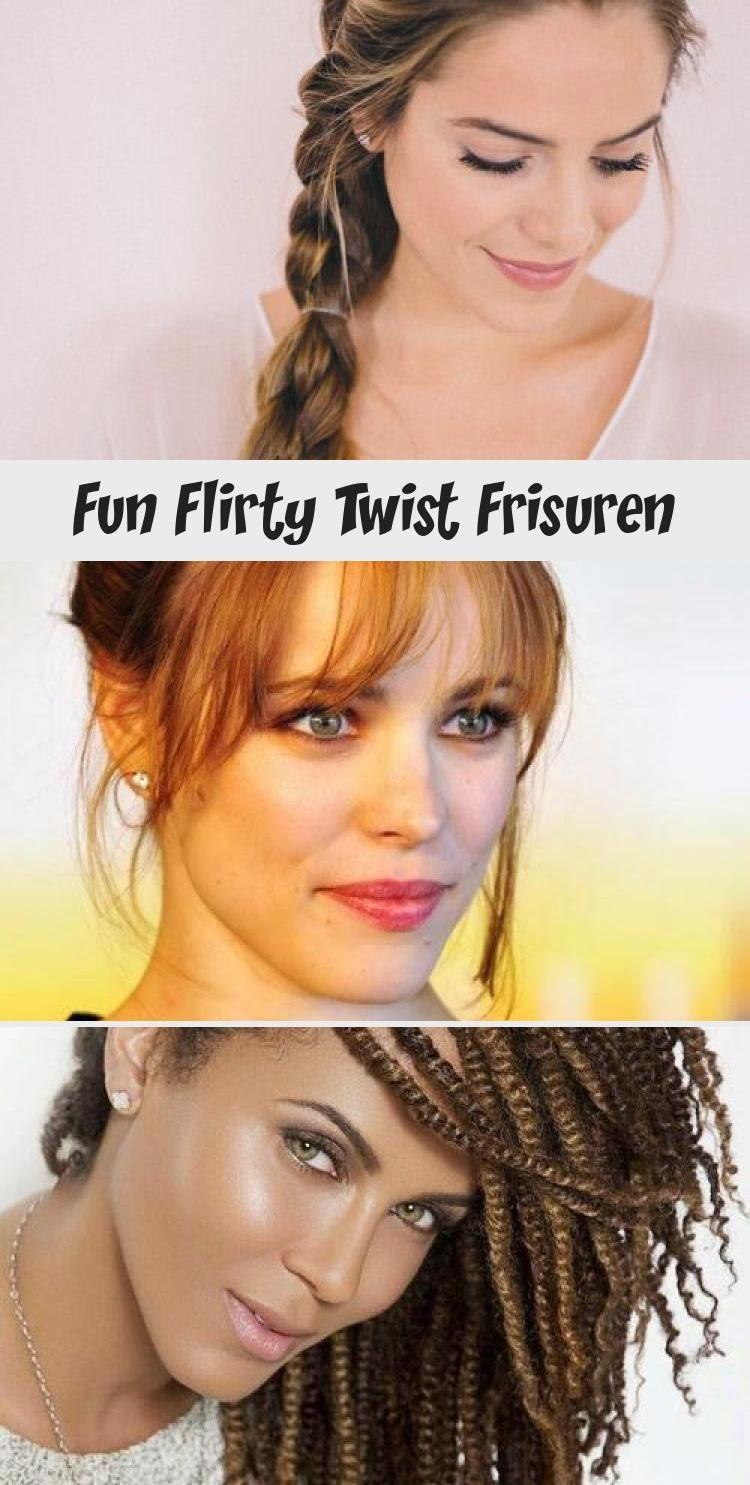 Fun Flirty Twist Frisuren Frisuren Tracht Frisur Dirndl Frisuren Lange Haare