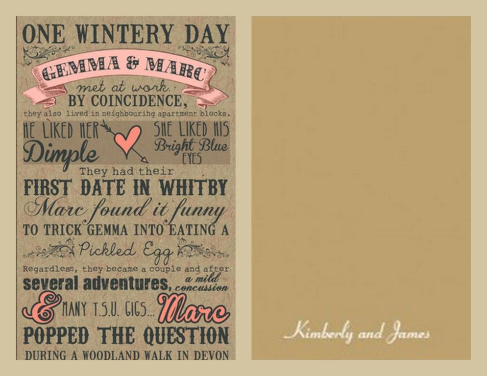 Unique Fun Wedding Invitation Art Graphics Invitations