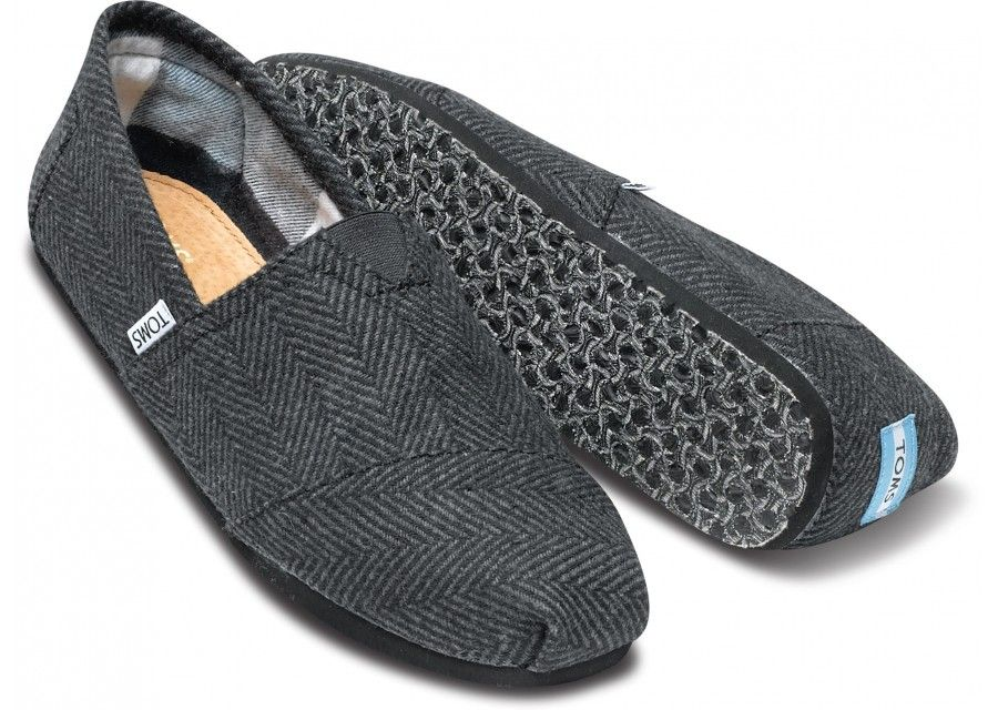 Toms Mens Classic English Herringbone $54