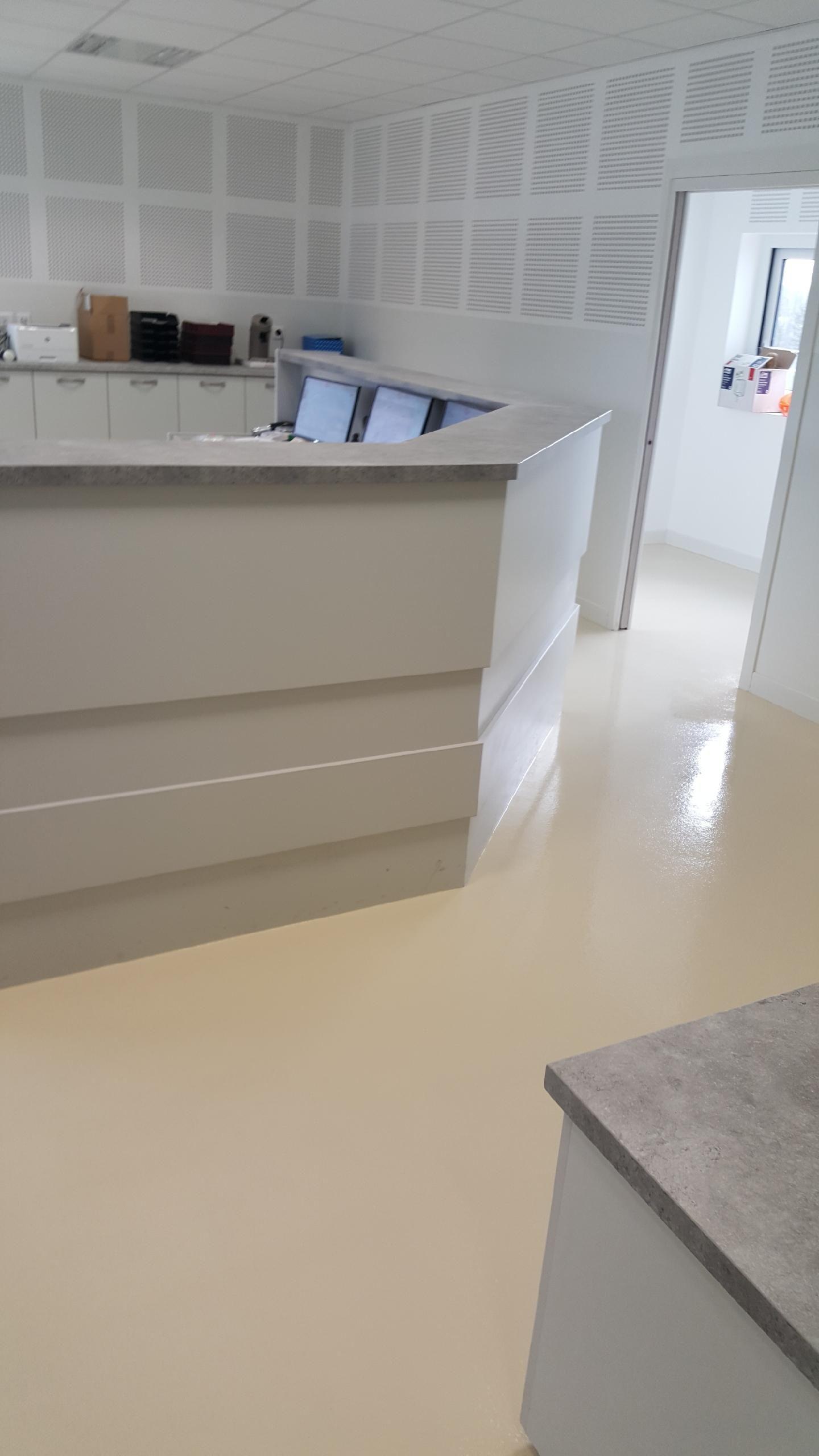 Abcolor Floorcolor Resine Resine Pour Balcon Peinture Pour Sols Carreles Sol En Resine Pour Terrasse Exterie Resine Sol Sols Industriels Decoration Design