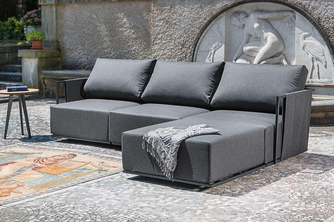 Neue, bequeme und funktionale Gartenmöbel fügen sich nahtlos in ...