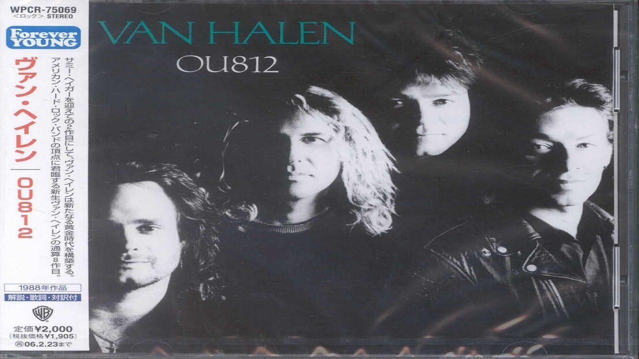 Van Halen Ou812 Full Album Remastered Van Halen Halen Album