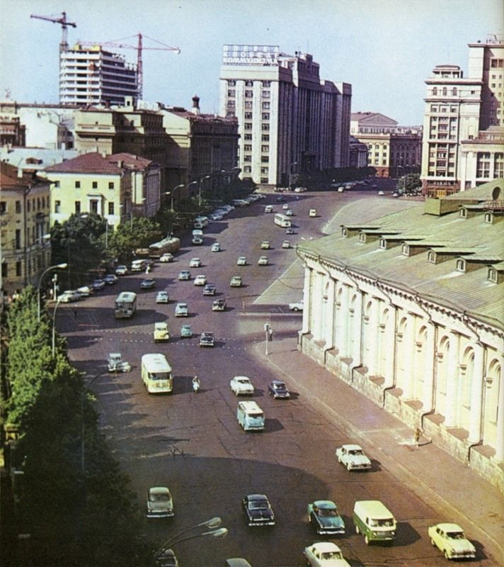 Moscow Of The 60s   English Russia