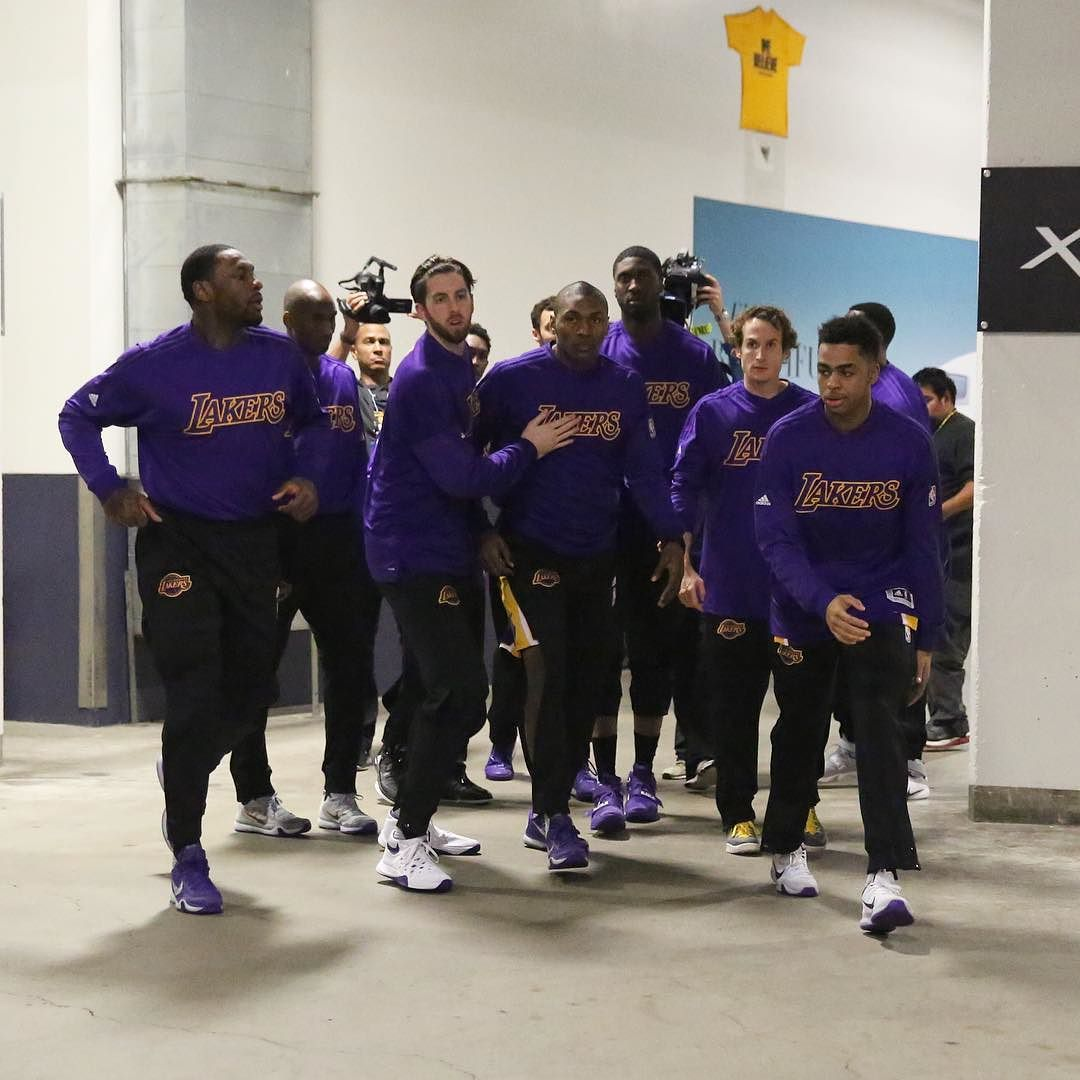 #GoLakers by lakers