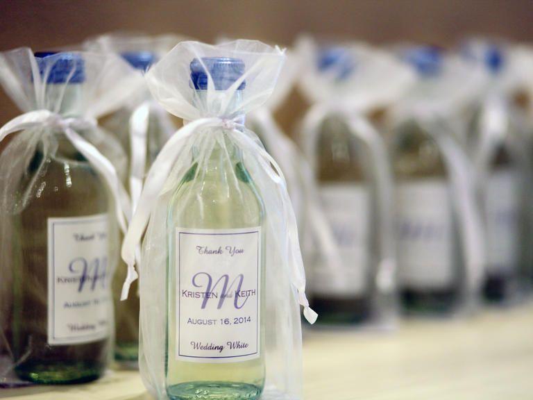7 Wine Wedding Favors We Love   Favors, Weddings and Mini wine bottles