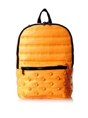 Mojo Kid's Pufft Pyramid Backpack, Orange, One Size