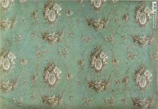Ricepaper/Decoupage paper,Scrapbooking Sheets/Craft Paper Wallpaper Green