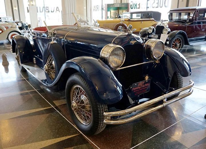 1927 Model X Boat Roadster The Rarest Of Duesenber Roadsters