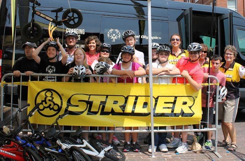specialneedsstrider Strider bike