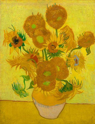 Los Girasoles de Van Gogh, en la National Gallery de Londres: http://www.guiarte.com/noticias/los-girasoles-national-gallery-londres.html