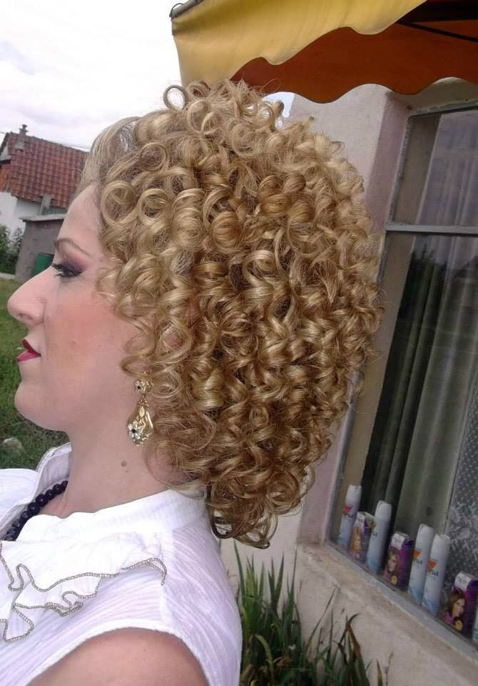 Big perm razzle dazzle curls curls 1 pinterest for C curl perm salon vim