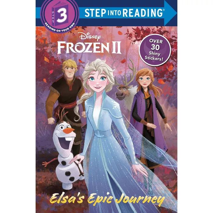 Frozen 2 Deluxe Sir 1 By Susan Amerikaner Paperback Epic Journey Disney Frozen 2 Frozen Disney Movie