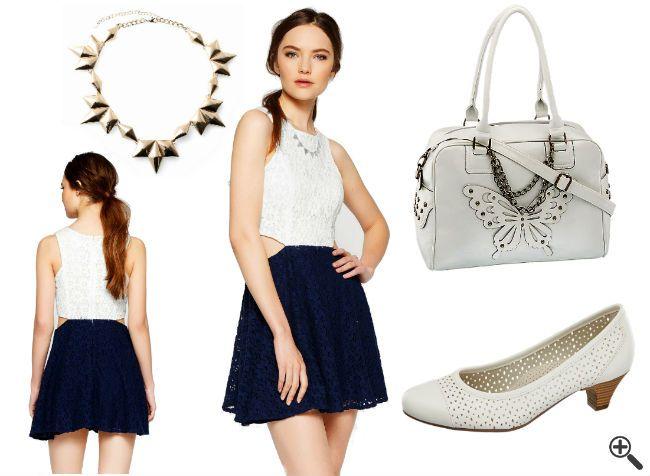 outfits damen | Schöne Kleider | Kleider günstig Online Bestellen ...