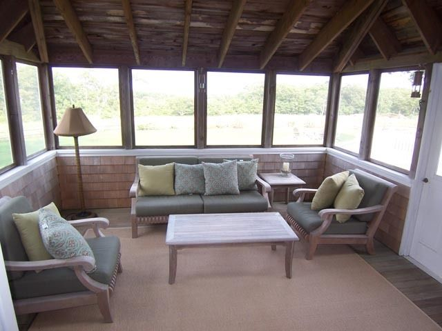 Pin By Laura Harris On Outdoor Living Room Outdoor Living Room Porch Furniture Screened In Porch Furniture
