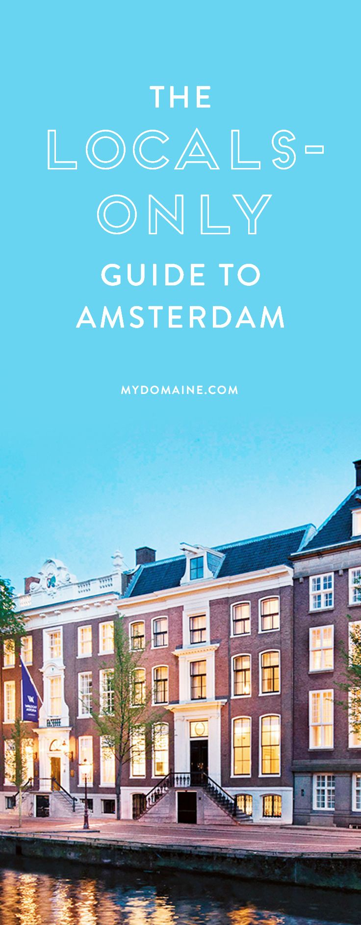 A Local's Guide to Amsterdam with Bart Van Poll | Try ...