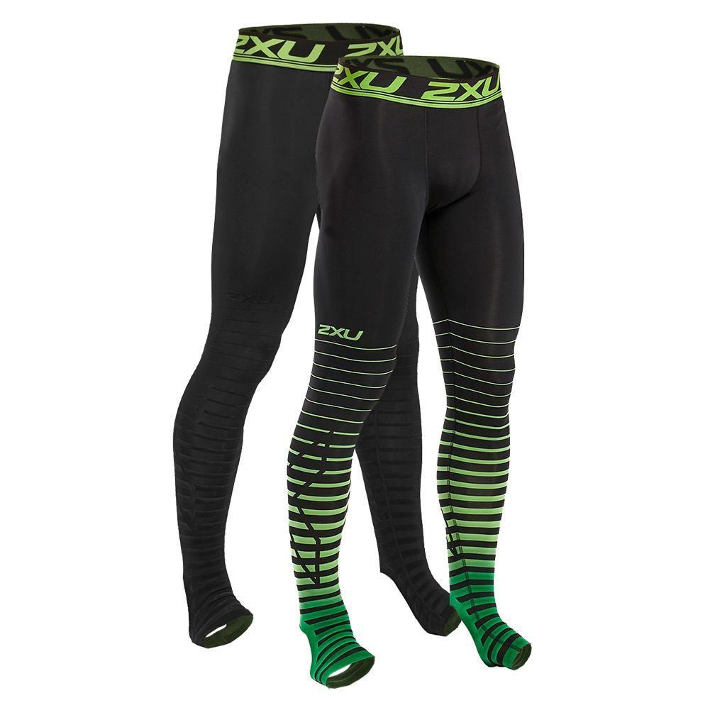 2XU Compression Shorts  Black//Steel MA3851b