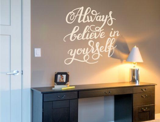 Schlafzimmer Wandsprüche ~ Wandtattoo ornament kreise und sterne im schlafzimmer kreise