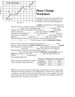 Phase Change Worksheet Answer Key : phase, change, worksheet, answer, Phase, Change, Worksheet, Answer, Answers,, Worksheets,