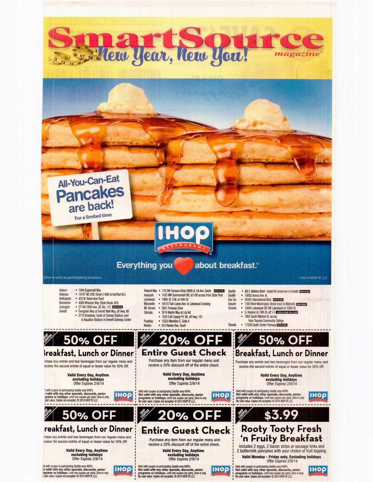 free printable Ihop coupon for July Ihop coupon, Grocery