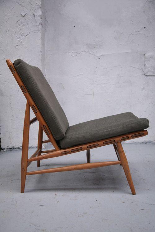 Ercol Lounge Chair#vintage #retro #60s #wohnen #livingroom #wohnzimmer #sleepingroom #pause #arbeitszimmer #schlafzimmer
