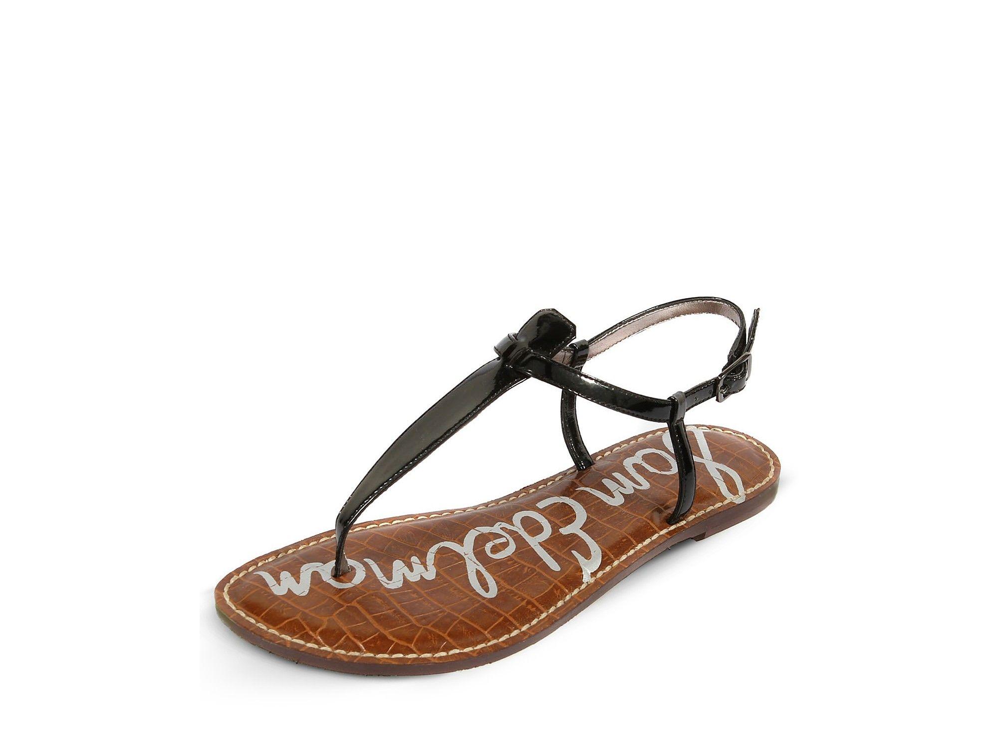 f5efc220a23 Sam Edelman Black Sandals