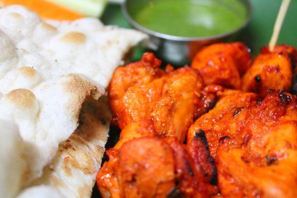 Makhmali Kebab Chicken Or Makhmali Kebab Or Murg Chicken Kebab