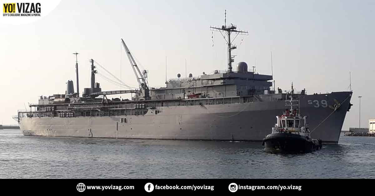 Vizag To Host Bilateral Tri Services Exercise Between The Indian And Us Navies United States Navy Us Navy Tri