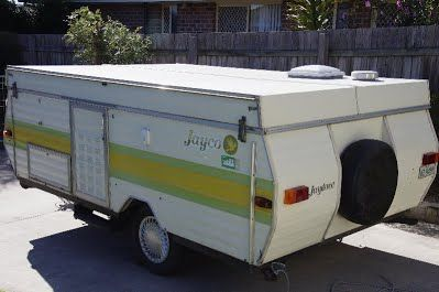 We Just Got Home With Our New To Us Jayco Dove Pop Up Camper