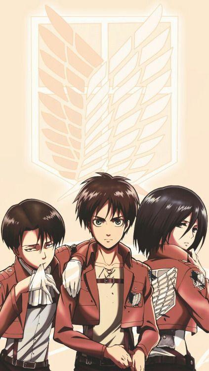 Levi Mikasa Tumblr Attack On Titan Anime Attack On Titan Season Attack On Titan
